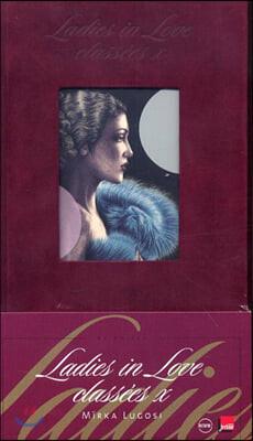일러스트로 만나는 1950년대 러브송 모음집 (Ladies in Love Classees X Illustrated by Mirka Lugosi)