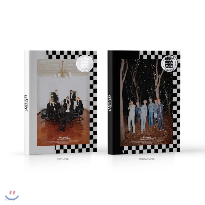 엔시티 드림 (NCT Dream) - 미니앨범 3집 : We Boom [We &amp BOOM Ver. 중 1종 랜덤 발송]