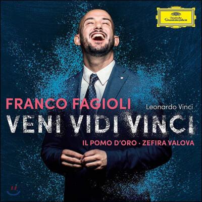 Franco Fagioli 레오나르도 빈치: 오페라 아리아 작품집 (Veni, Vidi, Vinci)