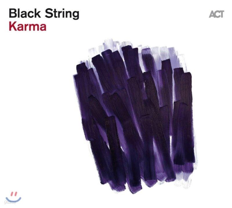 Black String (블랙 스트링) - 2집 Karma [LP]