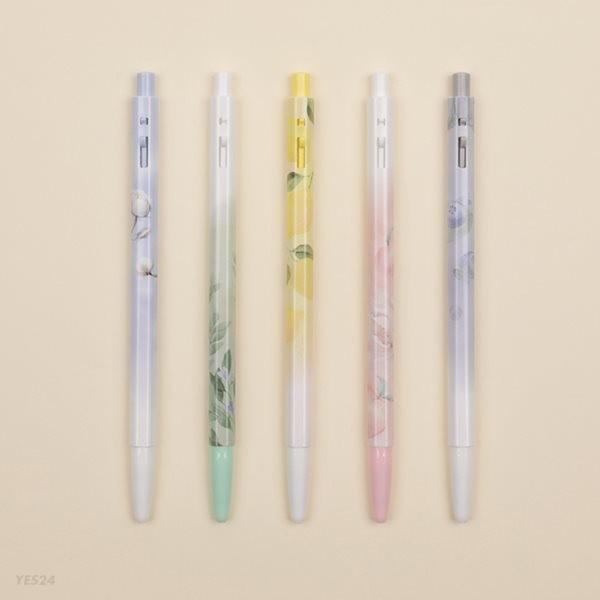 모나미 153 아로마(aroma)5본입