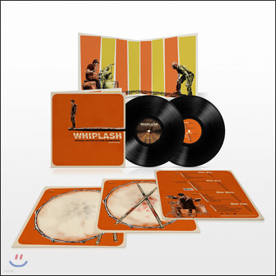 위플래쉬 영화음악 (Whiplash OST by Justin Hurwitz) [2LP]
