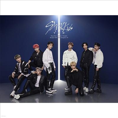 스트레이 키즈 (Stray Kids) - Top -Japanese Ver.- (CD+DVD) (초회생산한정반 A)