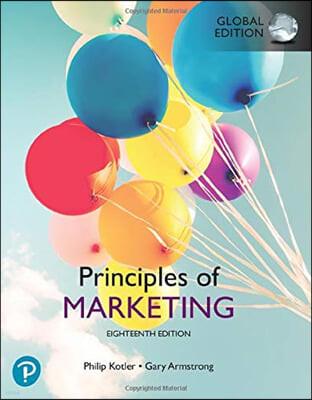Principles of Marketing, Global Edtion