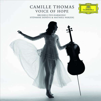 희망의 목소리 - 첼로 소품집 (Voice Of Hope - Works for Cello) - Camille Thomas