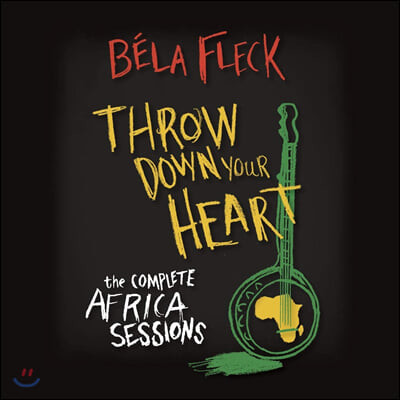 Bela Fleck (벨라 플렉) - Throw Down Your Heart: The Complete Africa Sessions