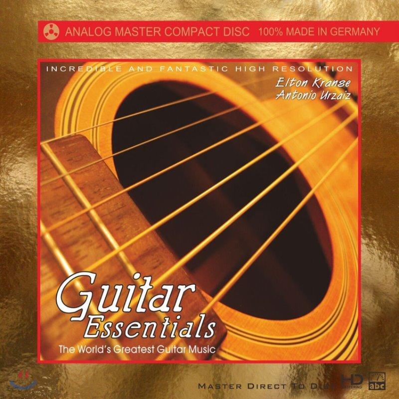 Elton Kranse & Antonio Urzaiz (엘튼 크란즈 & 안토니오 우르자이즈) - Guitar Essentials