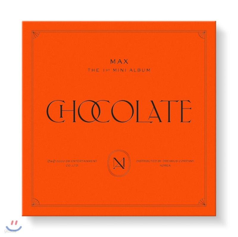 최강창민 - 미니앨범 1집 : Chocolate [스마트 뮤직 앨범(키트 앨범)]