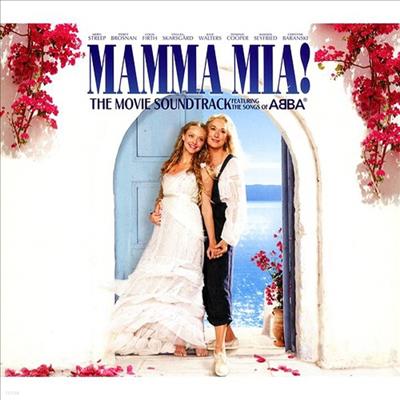 O.S.T. - Mamma Mia! (맘마 미아!) (Soundtrack)(Ltd. Ed)(일본반)