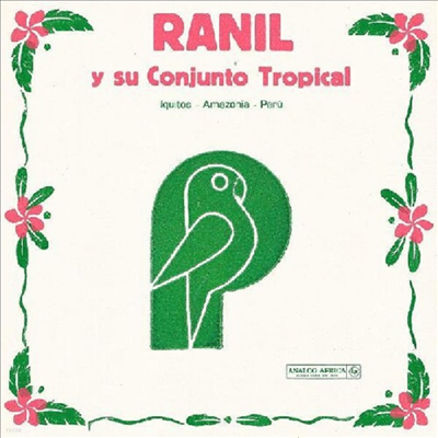 Ranil - Ranil Y Su Conjunto Tropical (180g Gatefold LP)