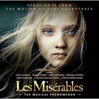 O.S.T. - Les Miserables (레 미제라블: 하이라이트) (Soundtrack)(Ltd. Ed)(일본반)