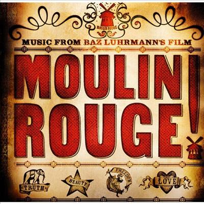 O.S.T. - Moulin Rouge (물랑루즈) (Soundtrack)(Ltd. Ed)(Japan Bonus Track)