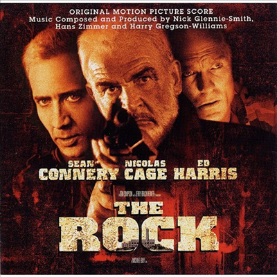 O.S.T. - The Rock (더 록) (Soundtrack)(Ltd. Ed)(일본반)
