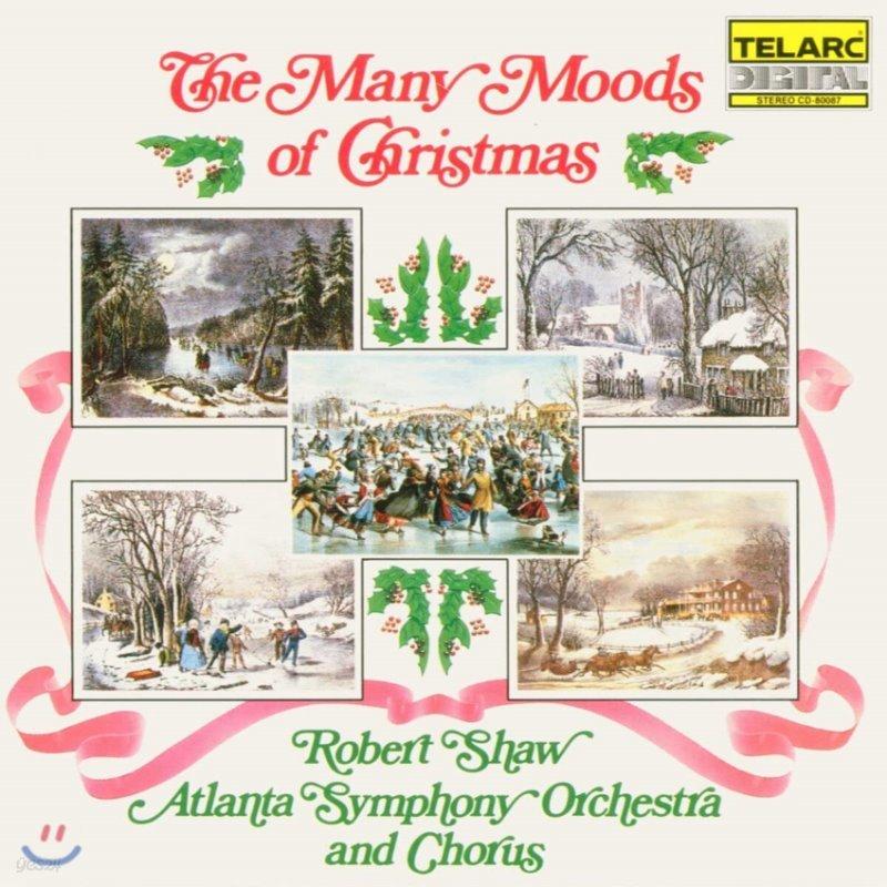 Robert Shaw 크리스마스의 무수한 감정들 (Many Moods Of Christmas)