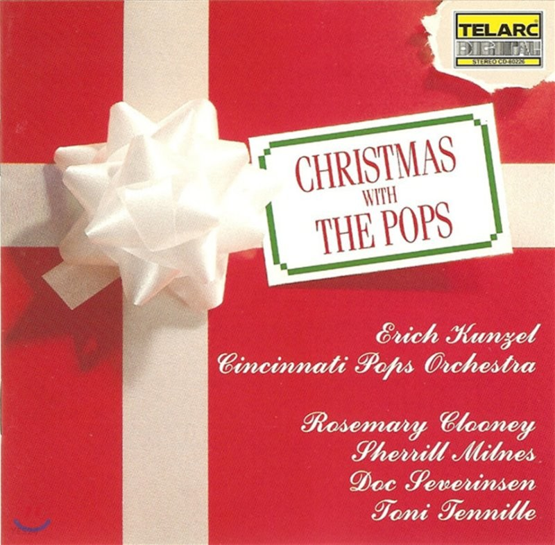 Erich Kunzel 크리스마스 위드 팝스 (Christmas With The Pops: Traditional Christmas Favorites)