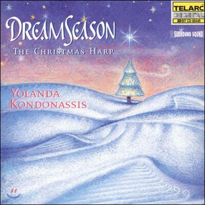 Yolanda Kondonassis 드림 세션 - 크리스마스 하프 (Dream Season - The Christmas Harp)