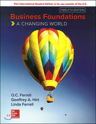 Business Foundations : A Changing World, 12/E