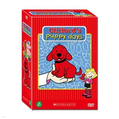 [DVD] 클리포드 퍼피 데이즈 Clifford's Puppy Days 10종세트 (1억 2천만부 발행된 베스트셀러 원작!!)