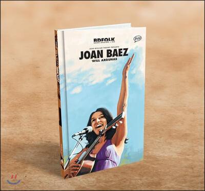 일러스트로 만나는 조안 바에즈 (Joan Baez by Will Argunas)