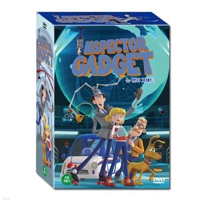 [DVD] 뉴 형사 가제트 Inspector Gadget 10종세트 (3D로 다시 돌아온 사고뭉치 형사 가제트!)