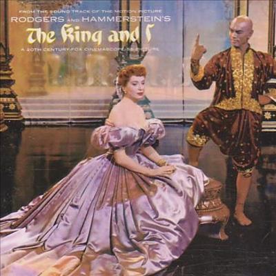 O.S.T. - The King And I (왕과 나) (Soundtrack)(Ltd. Ed)(일본반)