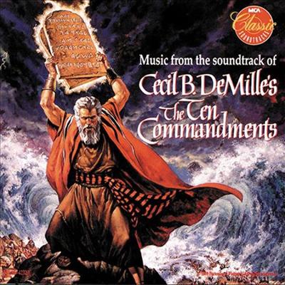 O.S.T. - The Ten Commandments (십계) (Soundtrack)(Ltd. Ed)(일본반)