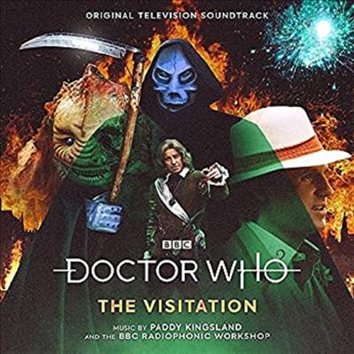 Paddy Kingsland - Doctor Who: The Visitation (닥터 후: 비지테이션) (LP)(Soundtrack)