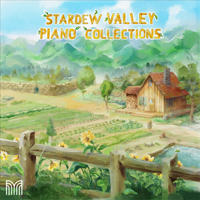 Augustine Mayuga Gonzales / Matthew Bridgeham - Stardew Valley (스타듀 밸리) : Piano Collections (Ltd)