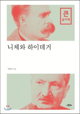 니체와 하이데거 (큰글자책)