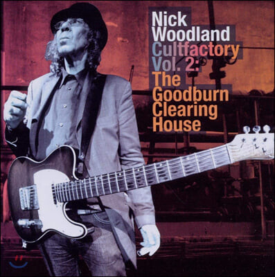Nick Woodland (닉 우드랜드) - Cult Factory Vol. 2: The Goodburn Clearing House
