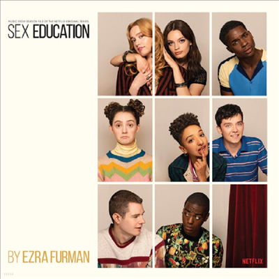 Ezra Furman - Sex Education (오티스의 비밀 상담소) (Soundtrack)