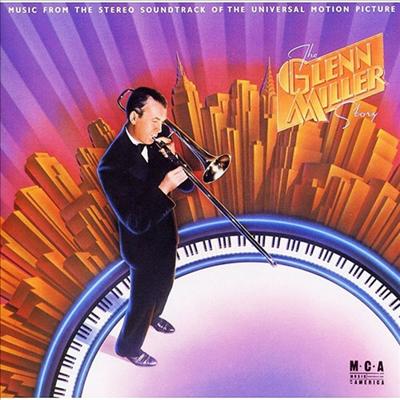 O.S.T. - The Glenn Miller Story (글렌 밀러 스토리) (Soundtrack)(Ltd. Ed)(일본반)