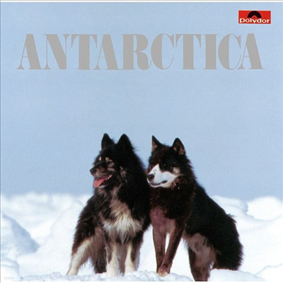 Vangelis - Antarctica (남극이야기) (Soundtrack)(Ltd. Ed)(일본반)