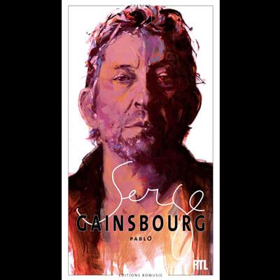 일러스트로 만나는 세르쥬 갱스부르 (Serge Gainsbourg illustrated by Pablo)