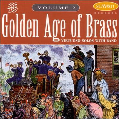 David Hickman / Mark Lawrence 관악기의 골든 에이지 2집 (Golden Age of Brass, vol. 2)