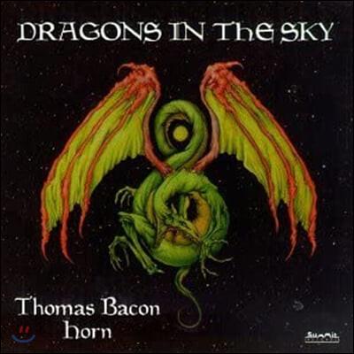 Thomas Bacon 마크 슐츠: 하늘의 용 외 (Schultz: Dragons in the Sky)