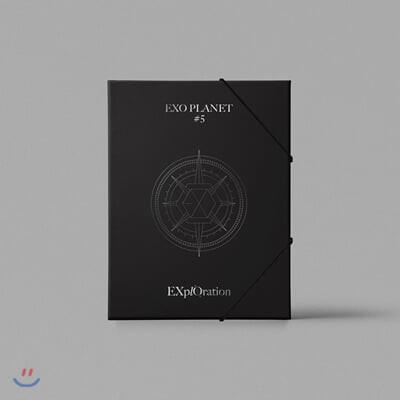 엑소 (EXO) - EXO PLANET #5 -EXplOration- 공연 화보집 & 라이브 앨범