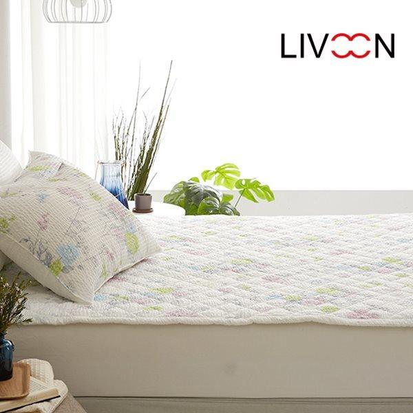 리브온(LIVOON) 플로리 시어서커 패드_S