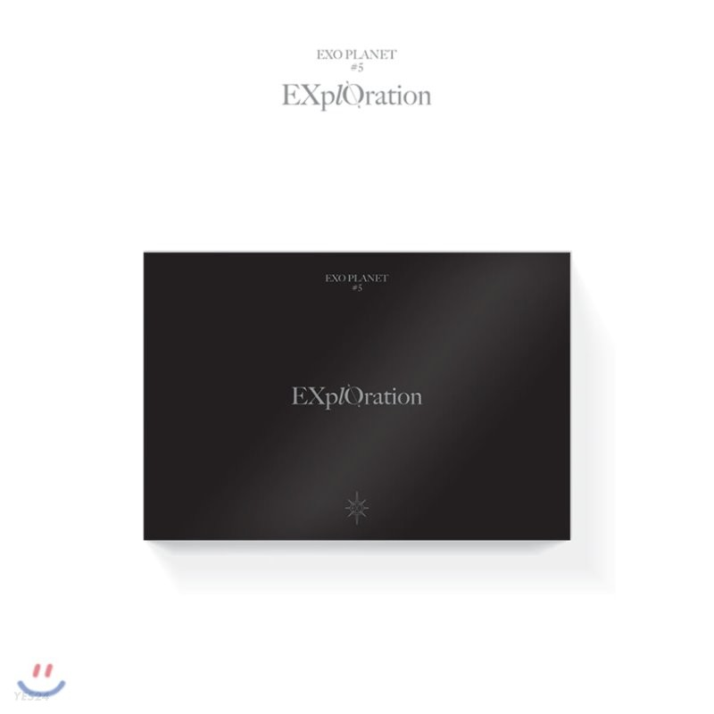 엑소 (EXO) - EXO PLANET #5 - EXplOration - DVD