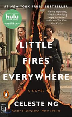Little Fires Everywhere 리즈 위더스푼 주연 훌루 오리지널 시리즈 원작소설