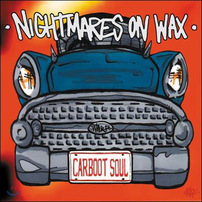 Nightmares on Wax (나이트메어스 온 왁스) - 3집 Carboot Soul [2LP]