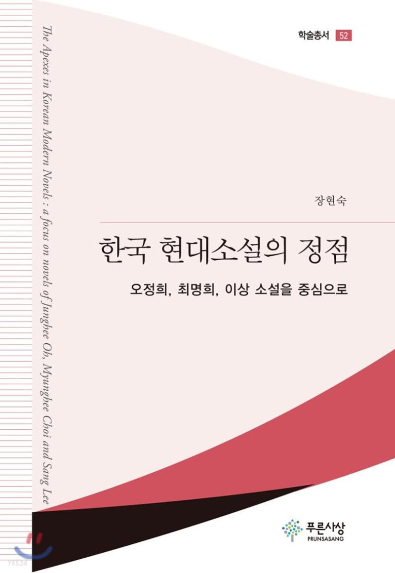 한국 현대소설의 정점