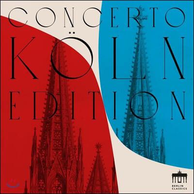콘체르토 쾰른 베를린 클래식스 레이블 선집 (Concerto Koln Edition)