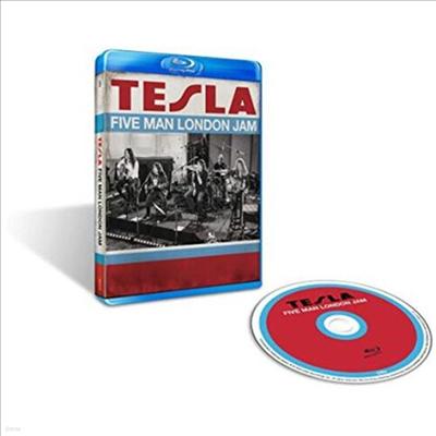 Tesla - Five Man London Jam: Live 2019 (Blu-ray)(2020)