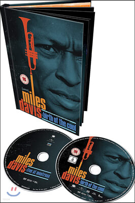 '마일즈 데이비스, 쿨 재즈의 탄생' 다큐멘터리 (Miles Davis - Birth of the Cool: A Film by Stanley Nelson) [2DVD]