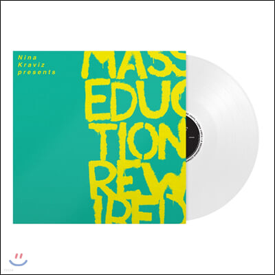 St. Vincent (세인트 빈센트) - Nina Kraviz Presents Masseduction Rewired [투명 컬러 LP]