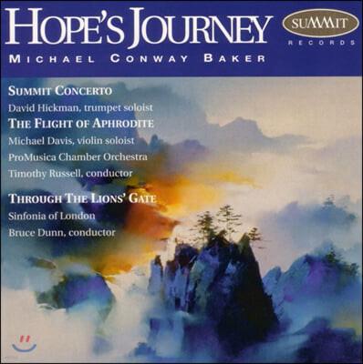 Timothy Russell 마이클 콘웨이 베이커: 희망의 여행 (Michael Conway Baker: Hope's Journey)