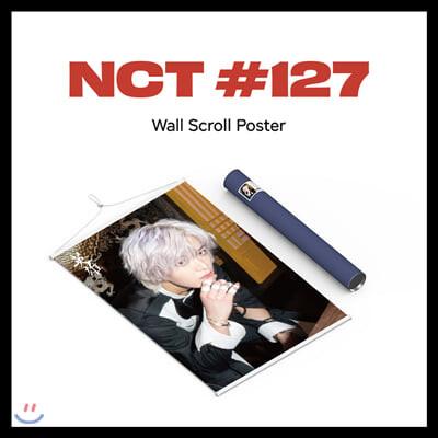 엔시티 127 (NCT 127) - 월 스크롤 포스터 [유타 ver]