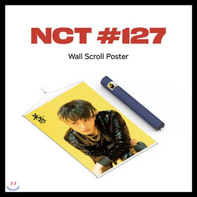엔시티 127 (NCT 127) - 월 스크롤 포스터 [마크 ver]