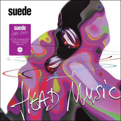 Suede (스웨이드) - 4집 Head Music (Deluxe Edition) [3LP]